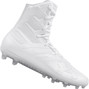 Under Armour Highlight MC Football Cleats - White