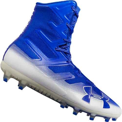 Under Armour Highlight MC Football Cleats - Royal Blue