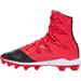 Under Armour Highlight RM Red Football Cleats - Supportive High Top