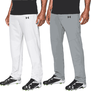 Under Armour Lead Off Open Bottom Baseball Pants