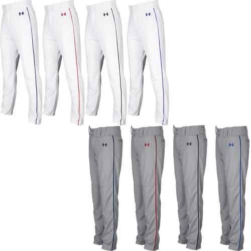 Under Armour Utllity Relaxed Piped Youth Baseball Pants