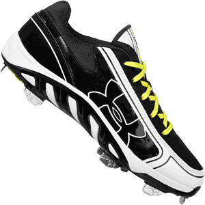 Under Armour Spine Glyde ST Womens Metal Softball Cleats