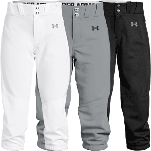 Under Armour Youth Girls Softball Pants